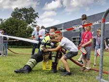'Zevenklapper' bij brandweer in Schijndel