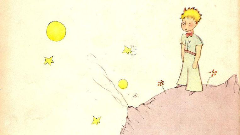 Citaten Uit Le Petit Prince : Quot kladversie petit prince werpt nieuw licht op de saint