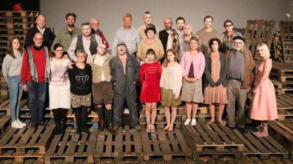 Theater Stam brengt publiek naar Vergeten Straat van Louis Paul Boon