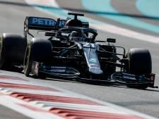 Stoffel Vandoorne troisième pilote le plus rapide des essais d'Abou Dhabi
