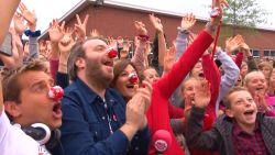 LIVE. Kick-off Rode Neuzen Dag: slaagt Jens Dendoncker in wereldrecordpoging? En HLN brengt eenmalig iconische 'Joepie' terug!
