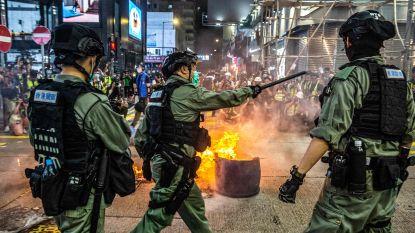 Chinees Volkscongres keurt controversiële veiligheidswet Hongkong goed, VS betreuren verlies autonomie
