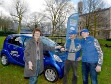 Campagne gemeente Renkum: regenwater in de tuin in plaats van in riool