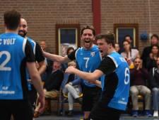 Afsplitsing bij volleybalclub Volt: leden bouwen Shock'82 weer op