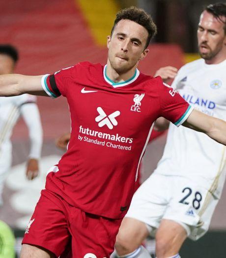 Klopp ziet weer een speler afhaken, maar Liverpool wint ook van Leicester City