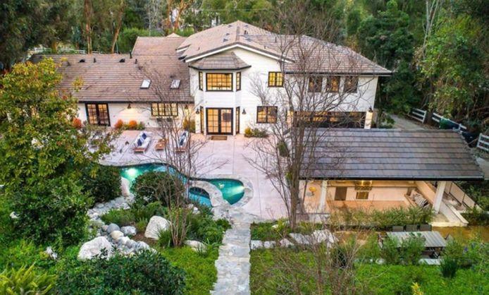 De villa van Miley Cyrus