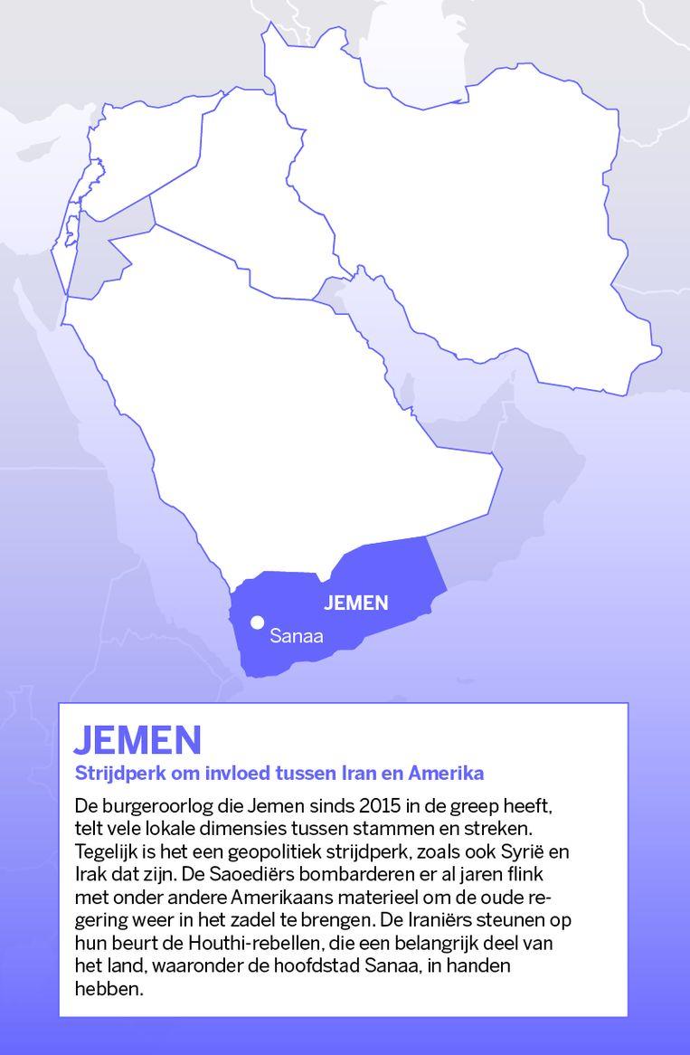 Jemen. Beeld
