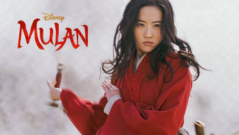 'Mulan' Beeld Disney