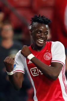 Discussie over spitspositie tekent luxe bij Ajax
