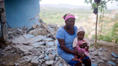 Dodental aardbeving Haïti stijgt naar vijftien, meer dan 7.000 huizen verwoest