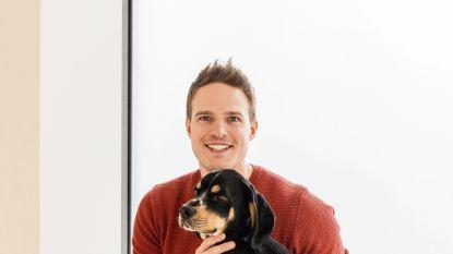 """Het motto van dierenarts Joshua Dutré: """"Wees lief voor iedereen, vooral voor dieren"""""""