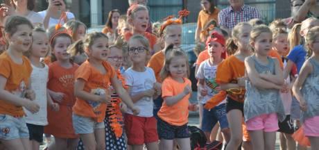 Zonovergoten Koningsspelen in Waspik