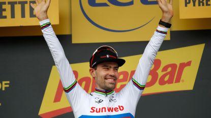 Tour de Dumoulin passeert langs Kanne, waar Nederlandse wielrenner woont