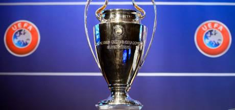 Deux pays candidats pour la fin de la Ligue des champions