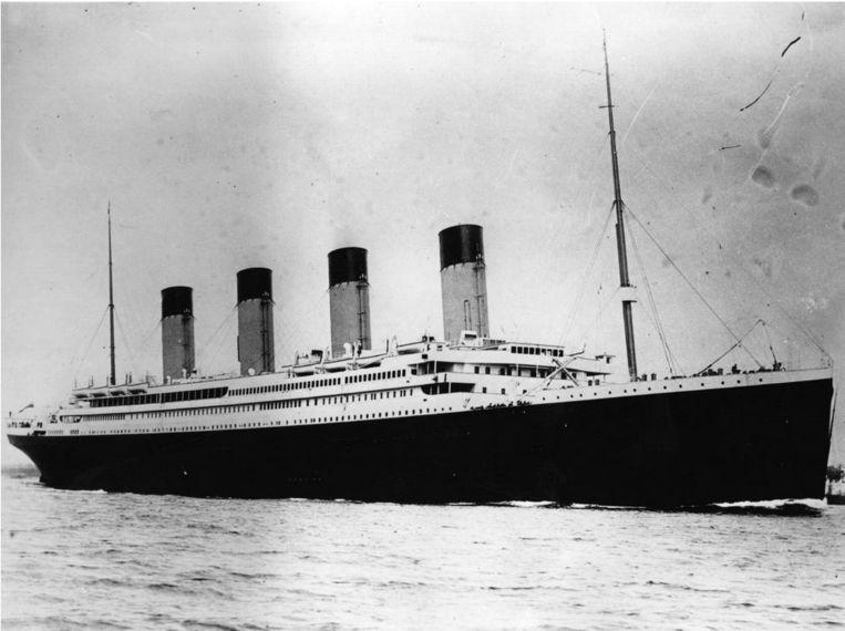 De Titanic zonk tijdens zijn eerste reis in 1912. Er kwamen toen 1.522 passagiers en bemanningsleden om het leven.