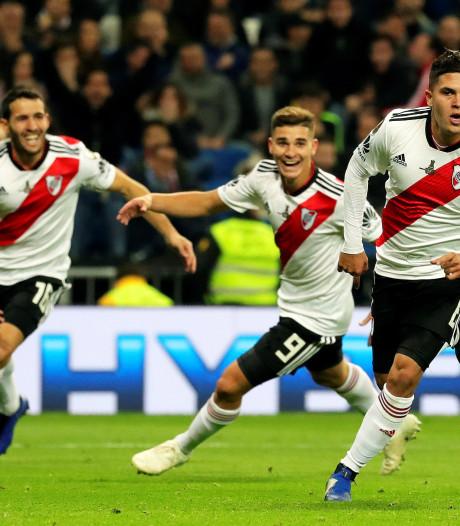 River Plate pakt Copa Libertadores na zege op aartsrivaal Boca