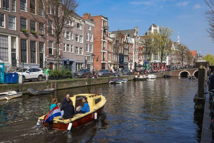 Atalay kwam op het leven bij een ongeval op de Keizersgracht in Amsterdam.