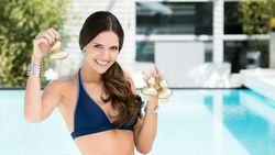 Miss België Romanie: 'Mijn vriend krijgt soms te horen dat ik verliefd ben op een ander'