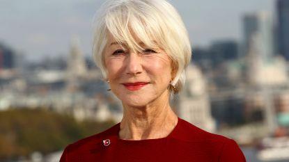 """Helen Mirren op bezoek bij de Queen: """"Een lesje in verlegenheid"""""""