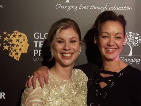 Geen wereldtitel voor Daisy Mertens van Vuurvogel Helmond: Peter Tabichi uit Kenia is de beste