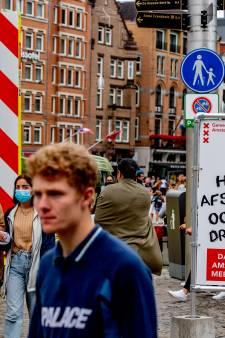Vrijwel hele Randstad nu op hoogste risiconiveau, rest van Nederland zorgelijk