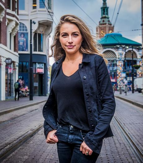 Shelly Sterk: Ik stond bij RTL achter in de rij