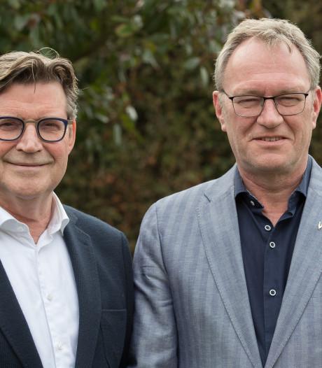 D66-lijsttrekker Bert Terlouw noodgedwongen in de luwte