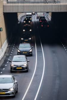 Tunnel in Dieren nodigt chauffeurs uit (te) hard te rijden