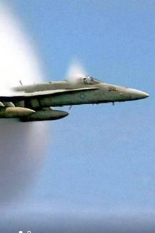 Niet schrikken! Die harde knallen van supersonische F-16 zijn helemaal okay