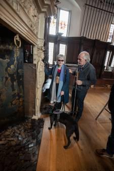 Met voelen en goede uitleg missen blinden niets in museum Kampen