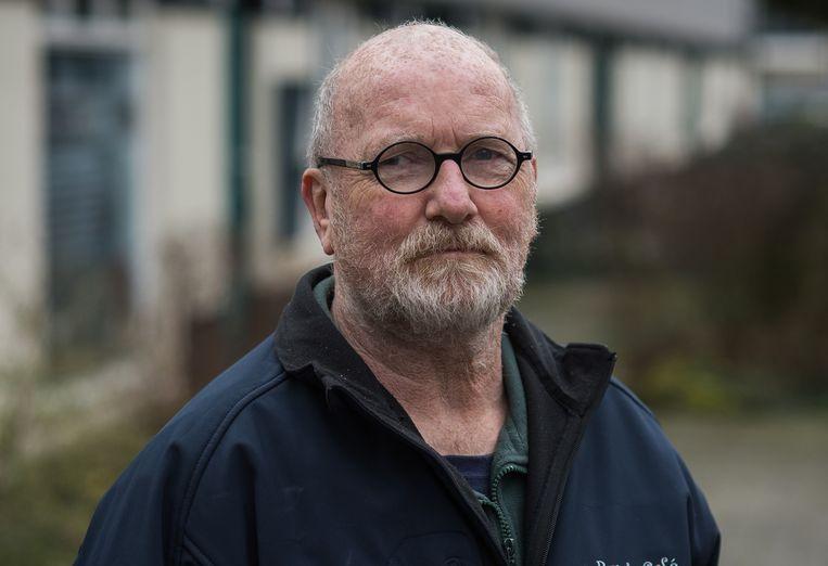 Theo van den Akker (68). Beeld Mats van Soolingen