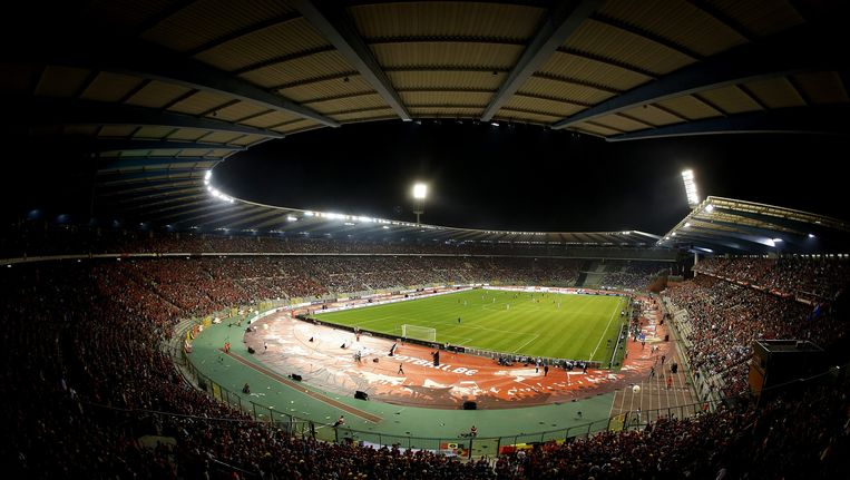 De Rode Duivels zijn dus nog lang niet aan hun laatste wedstrijd toe in het Koning Boudewijnstadion.