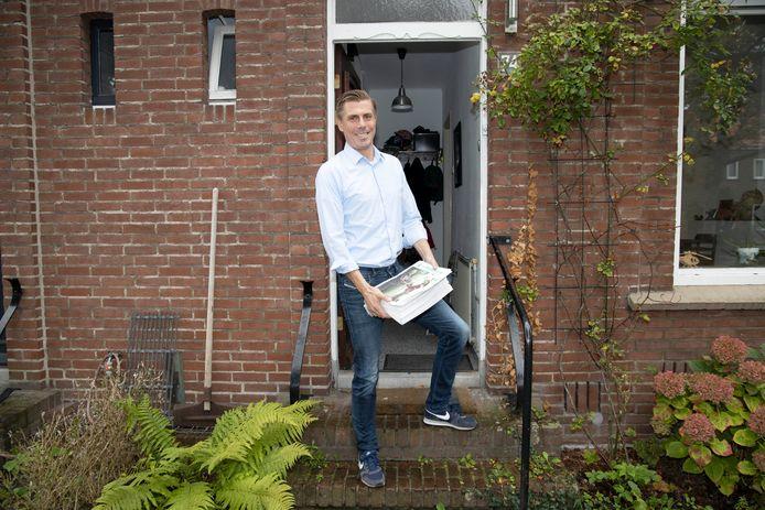 Niels Veen uit Nijmegen.