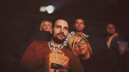 """""""Mijn vrouw was ernstig opgewonden geraakt van de man naast haar in de bioscoop"""""""