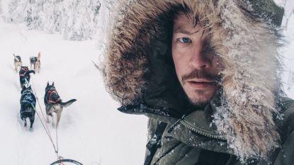 """Patrick Hattori (45) werkt helft van het jaar met sledehonden in Zweeds Lapland: """"Had je geen passie in Zuid-Frankrijk kunnen vinden, vroeg mijn vrouw"""""""