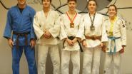 Judoka's uit Hamme behalen medailles op Belgisch kampioenschap