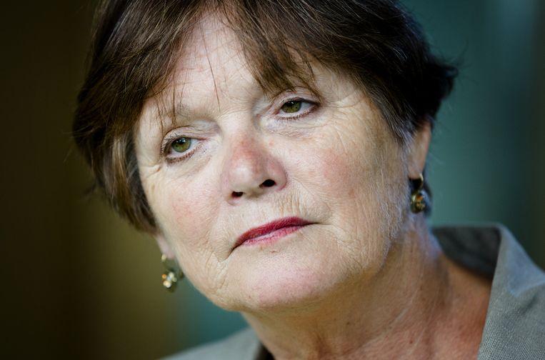 Ella Vogelaar Beeld anp