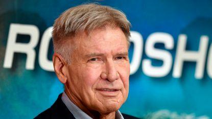 Harrison Ford hangt de held uit na auto-ongeluk