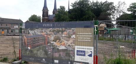 Veel belangstelling voor appartementen Peperstaete in centrum Kaatsheuvel