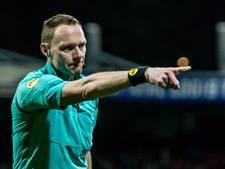 Janssen fluit FC Twente-Go Ahead Eagles