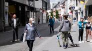 """Vanaf zaterdag is mondmasker verplicht in alle straten binnen de Lierse vesten: """"Ingrijpende maatregel, maar wel duidelijk"""""""
