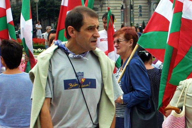 Josu Ternera in 2002.