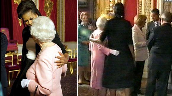 De Queen en Michelle Obama ontmoetten elkaar in 2009. Daarna zouden nog meerdere ontmoetingen volgen.