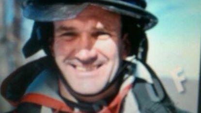 Brandweerman die honderden mensen redde na 9/11 overleden aan kanker