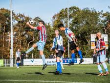 OVC'85 na klinkende zege bij Uni VV en verlies FC Zutphen nu gedeeld koploper