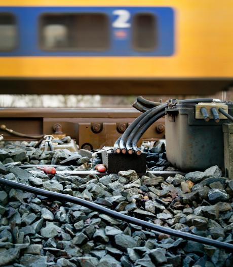 Minder treinen tussen Eindhoven en Tilburg door werkzaamheden