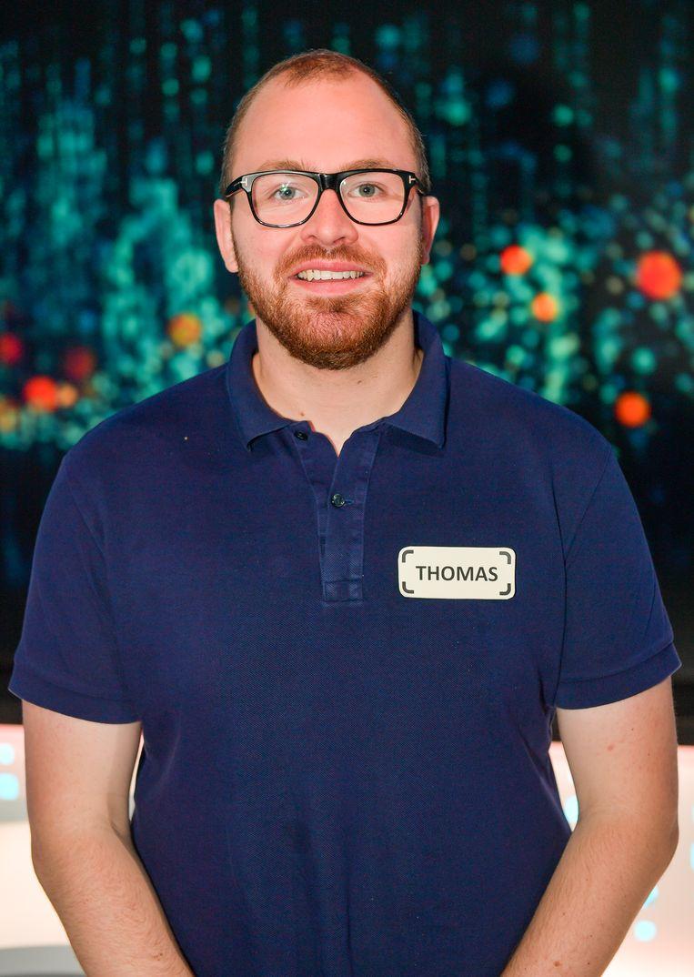 Thomas De Mey