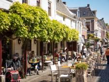 Winterterrassen moeten ook in donkere maanden voor levendigheid zorgen in de Vesting van Elburg