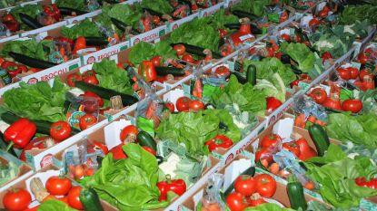 Groentekorven voor meer fruit op school
