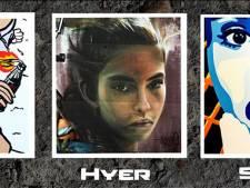Trois street-artistes liégeois s'exposent à l'Atelier ArtHouse à Chaudfontaine